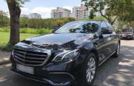 Cần bán xe Mercedes-Benz E200 sản xuất 2017, màu đen, 1 tỷ 830 triệu giá 1 tỷ 830 tr tại Tp.HCM
