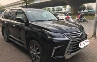 Bán Lexus LX570 nhập Mỹ, màu đen, sản xuất và đăng ký 2016, xe full option, giá tốt giá 7 tỷ 250 tr tại Hà Nội