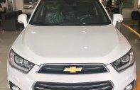 Bán Chevrolet Captiva 2018, màu trắng, giá tốt, trả góp lên đến 95%, liên hệ: 0938.633.586 giá 859 triệu tại Tp.HCM