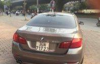 Bán xe BMW 5 Series 520i năm 2015, màu xám giá 1 tỷ 590 tr tại Hà Nội