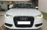 Cần bán Audi A6 sản xuất năm 2013, màu trắng, nhập khẩu nguyên chiếc giá 1 tỷ 410 tr tại Hà Nội
