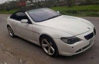 Bán xe BMW 6 Series năm sản xuất 2005, màu trắng, nhập khẩu  giá 460 triệu tại Tp.HCM