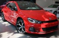 Bán xe Volkswagen Scirocco 2.0 AT đời 2017, màu đỏ, xe nhập giá 1 tỷ 669 tr tại Hà Nội