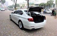 Cần bán xe BMW 5 Series 520i năm sản xuất 2015, màu trắng, nhập khẩu nguyên chiếc giá 1 tỷ 680 tr tại Hà Nội