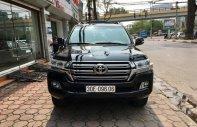 Bán xe Toyota Land Cruiser VX 2017, màu đen, biển Hà Nội giá tốt xe siêu lứơt mới 99% giá 3 tỷ 850 tr tại Hà Nội