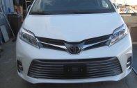 Bán Toyota Sienna 3.5 Limited sản xuất 2018 màu trắng, nhập khẩu mới 100% giá 4 tỷ 50 tr tại Hà Nội