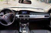 Bán ô tô BMW 5 Series 523i đời 2009, màu trắng, nhập khẩu nguyên chiếc giá 648 triệu tại Hà Nội