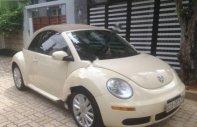 Bán Volkswagen New Beetle 2.5 AT đời 2008, màu kem (be), xe nhập giá 498 triệu tại Đà Nẵng