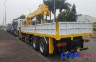 Bán xe tải Dongfeng 4 Chân – 17T5 – Cẩu Soosan SCS1015LS – 10 Tấn giá 1 tỷ tại Tp.HCM