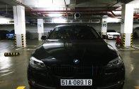Cần bán xe BMW 5 Series 523i model 2011, màu đen, nhập khẩu giá 880 triệu tại Tp.HCM