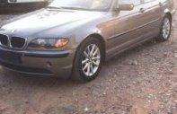 Bán BMW 3 Series 318i đời 2003, màu nâu   giá 240 triệu tại Đắk Lắk