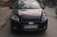 Bán ô tô Chevrolet Aveo MT năm 2014, màu đen giá 296 triệu tại Hà Nội