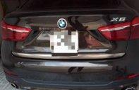 Bán BMW X6 đời 2015, màu đen xe gia đình giá 2 tỷ 600 tr tại Tp.HCM