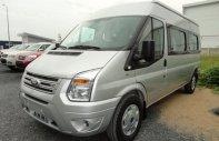 Bán ô tô Ford Transit SVP 2018, màu bạc, 820 triệu, giá cả có thể thương lượng, LH: 0918889278 giá 820 triệu tại Bình Dương