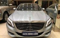 Bán xe Mercedes S500L 2015, màu bạc, xe nhập giá 3 tỷ 450 tr tại Tp.HCM