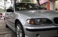 Bán BMW 3 Series 318i đời 2003, màu bạc, nhập khẩu giá 260 triệu tại Hà Nội