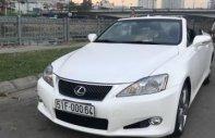 Bán xe Lexus IS 250 năm sản xuất 2010, màu trắng, xe nhập giá 1 tỷ 200 tr tại Tp.HCM