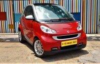 Bán xe Smart Fortwo sản xuất 2009, màu đỏ, nhập khẩu giá 390 triệu tại Tp.HCM