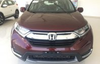 Bán Honda CR V sản xuất 2018, đủ màu giao xe sớm, hỗ trợ ngân hàng lên đến 80% giá 1 tỷ 73 tr tại Tp.HCM