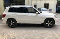 Bán Mercedes GLK250 AMG sx 2014 đăng kí 2015. Màu trắng nội thất nâu, biển Hà Nội. Xe zin 100%, lốp sơ cua chưa hạ giá 1 tỷ 350 tr tại Hà Nội