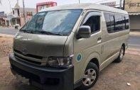 Bán Toyota Hiace sản xuất 2009, màu vàng cát giá 290 triệu tại Đồng Nai