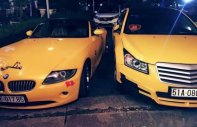 Bán BMW Z4 sản xuất 2007, màu vàng, nhập khẩu giá 780 triệu tại Tp.HCM