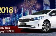 Bán xe Kia Cerato 2018, giá tốt giá 589 triệu tại Đà Nẵng