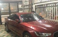 Bán Audi A6 đời 2012, màu đỏ, nhập khẩu nguyên chiếc giá 1 tỷ 899 tr tại Tp.HCM