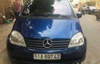 Bán Mercedes Vaneo đời 2003, màu xanh lam giá 319 triệu tại Tp.HCM