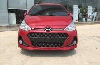 Cần bán Hyundai Grand i10 1.2L AT đời 2018, màu đỏ, giá cạnh tranh giao xe ngay giá 395 triệu tại Hà Nội
