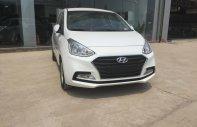 Bán ô tô Hyundai Grand i10 1.2L AT sản xuất 2018, màu trắng, giá bán cạnh tranh xe giao ngay giá 410 triệu tại Hà Nội