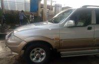 Bán xe Ssangyong Musso 2.9 đời 1997, màu bạc, xe nhập chính chủ, giá chỉ 138 triệu giá 138 triệu tại Tp.HCM