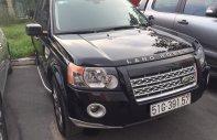 Bán xe Land Rover LR2, SX 2008 màu đen, nhập Anh giá 900 triệu tại Tp.HCM