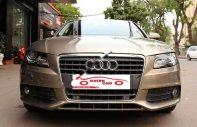 Bán Audi A4 2011, màu vàng, xe nhập giá 698 triệu tại Hà Nội
