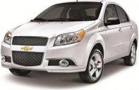 Cần bán xe Chevrolet Aveo MT sản xuất năm 2018, màu bạc giá 459 triệu tại Tp.HCM