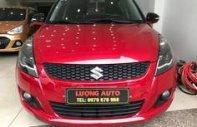 Cần bán lại xe Suzuki Swift đời 2014, màu đỏ, số tự động giá 435 triệu tại Hải Phòng