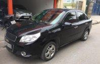 Cần bán Chevrolet Aveo LT năm 2015, màu đen chính chủ, giá chỉ 319 triệu giá 319 triệu tại Hà Nội