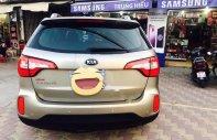 Cần bán lại xe Kia Sorento đời 2015, màu vàng giá 735 triệu tại Hà Nội