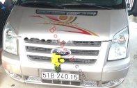 Bán Ford Transit 2.4L năm sản xuất 2009, màu ghi vàng, giá 300tr giá 300 triệu tại Long An