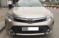 Bán ô tô Toyota Camry 2.5G đời 2015, màu vàng cát, chính chủ, biển đẹp giá 960 triệu tại Hà Nội