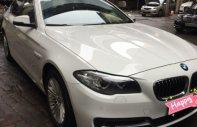 Bán BMW 5 Series 520i đời 2015, màu trắng giá 1 tỷ 590 tr tại Hà Nội