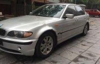Chính chủ bán BMW 3 Series 318i đời 2004, màu bạc giá 210 triệu tại Hà Nội