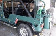 Bán Jeep CJ trước sản xuất năm 1990, xe nhập chính chủ, 175 triệu giá 175 triệu tại Tp.HCM