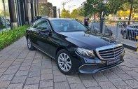 Tập đoàn Mercedes bán xe Mercedes E200 đen đời 2017. Có hỗ trợ trả góp với gói vay ưu đãi chỉ 600 triệu nhận xe giá 1 tỷ 820 tr tại Tp.HCM