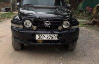 Cần bán Ssangyong Korando TX-5 4x4 AT sản xuất năm 2004, màu đen, nhập khẩu nguyên chiếc, 173tr giá 173 triệu tại Hà Nội