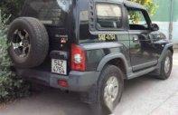 Cần bán gấp Ssangyong Korando đời 2004, màu đen, nhập khẩu nguyên chiếc số tự động giá 130 triệu tại Tp.HCM