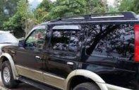 Cần bán gấp Ford Everest sản xuất năm 2005, màu đen giá 290 triệu tại Quảng Ninh