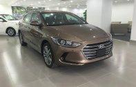 Bán Hyundai Elantra Sport 1.6 Turbo màu vàng cát, có xe sẵn giao ngay giá 739 triệu tại Tp.HCM