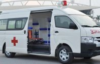 Cần bán Toyota Hiace 2017, màu trắng, nhập khẩu nguyên chiếc giá 1 tỷ 399 tr tại Hà Nội