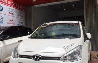 Cần bán Hyundai Grand i10 2016, màu trắng, nhập khẩu nguyên chiếc, 365tr giá 365 triệu tại Lào Cai